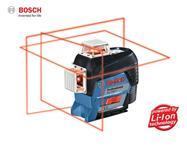 تراز لیزری 3 خظ 360 درجه GLL 3-80 C