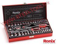 جعبه بکس 40 پارچه 1/4 و 3/8 رونیکس RH-2640